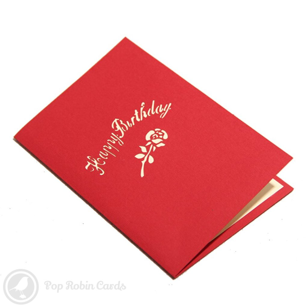 Birthday Cards Gift ~ Gift box butterfly stars d birthday card �