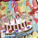 Embossed Fairy Birthday Party Handmade 3D Pop-Up Foil Card #1874