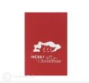 Bringing Home Christmas Trees 3D Pop Up Handmade Card #3547