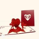 3D Pop-Up Greetings Card #3867