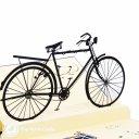 City Bike 3D Pop Up Greetings Card 1709