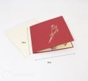 Cockatoo Parrot Handmade 3D Pop Up Card #3316