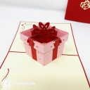 3D Pop-Up Greetings Card #3871