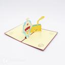 Doraemon 3D Pop Up Card #3272