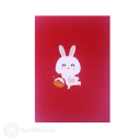 3D Pop-Up Greetings Card #3348