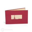 Eiffel Tower & France 3D Pop-Up Architecture Card #2794