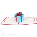 3D Pop-Up Greetings Card #3184