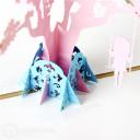 Girl On Swing Under Tree Handmade 3D Card #3142
