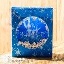 Ice Palace With Reindeer Scene Handmade 3D Pop-Up Card #2371