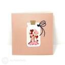 Love In A Jar 3D Pop Up Handmade Card #3818