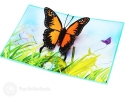 3D Pop-Up Greetings Card #2882