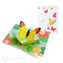 3D Pop-Up Greetings Card #2894