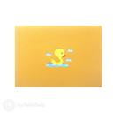 Mother Duck & Ducklings 3D Greetings Card #3360