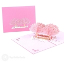 3D Pop-Up Greetings Card #2807