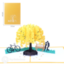 3D Pop-Up Greetings Card #3480