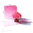 3D Pop-Up Greetings Card #2949