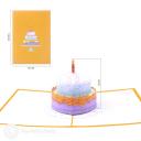 3D Pop-Up Greetings Card #3369