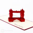 3D Pop-Up Greetings Card #3115