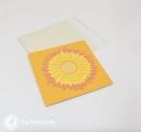 3D Pop-Up Greetings Card #3401