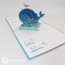 3D Pop-Up Greetings Card #3049