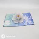 3D Pop-Up Greetings Card #3388